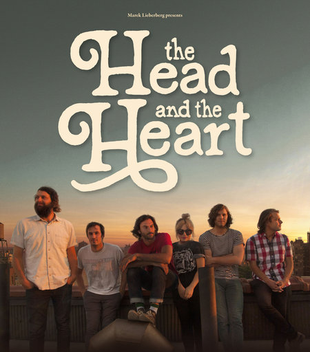 The Head And The Heart: Live 2013