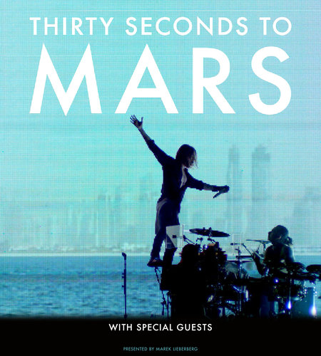 Thirty Seconds To Mars: Love Lust Faith + Dreams World Tour 2014