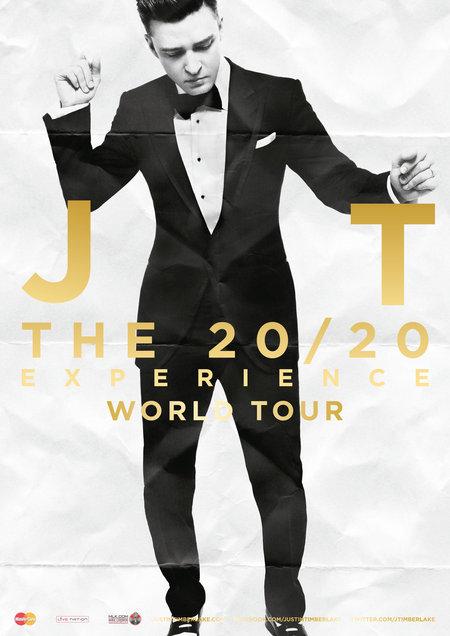 Justin Timberlake: The 20/20 Experience Tour 2014