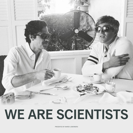 We Are Scientists: Tour 2014