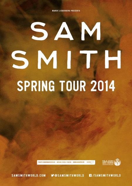Sam Smith: Live 2014