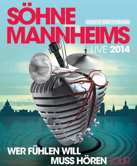 Söhne mannheims tour dates