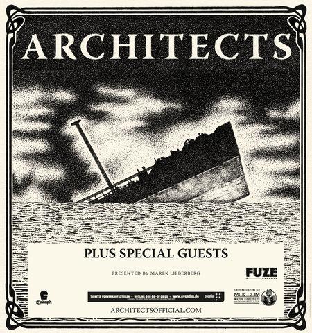 Architects: Tour 2014