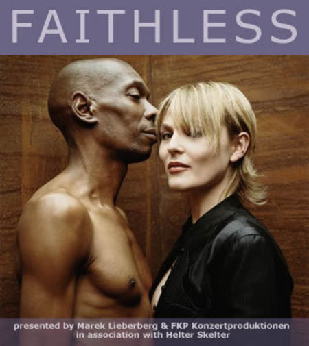 Faithless: Tour 2004