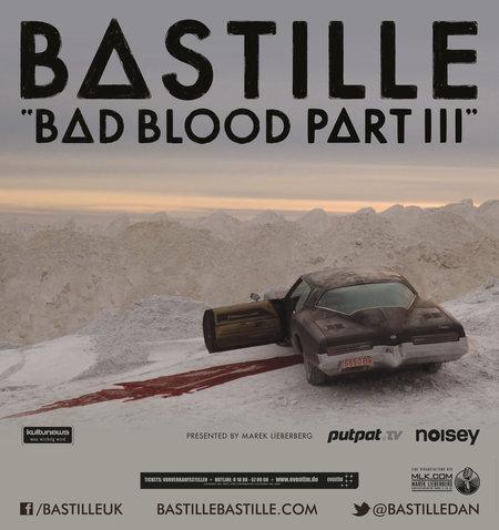 Bastille: Tour 2014