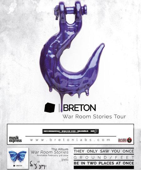 Breton: Live - 2014