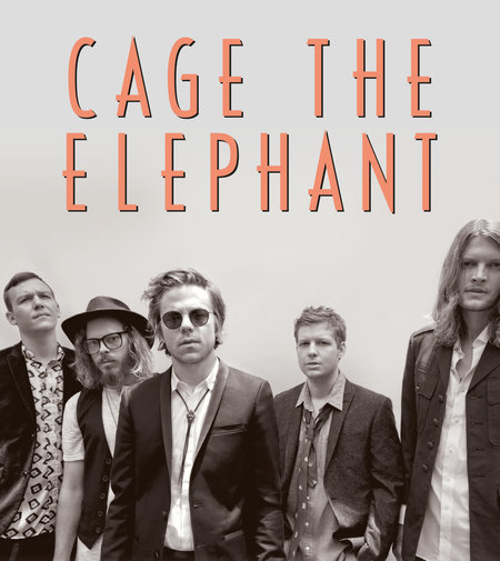 Cage The Elephant: Live 2014