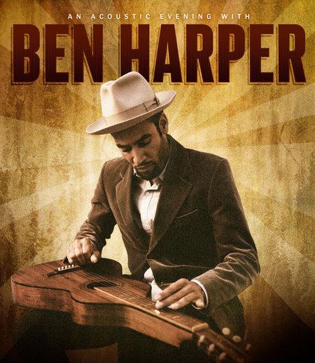 Ben Harper: Live 2014