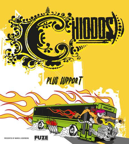 Chiodos: Live 2013