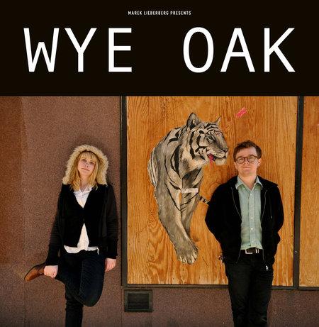 Wye Oak: Live 2014