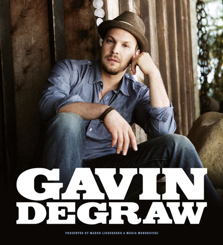 Gavin DeGraw: Tour 2014