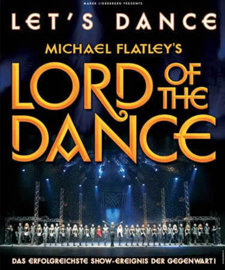 Lord of the Dance: Herbst 2004
