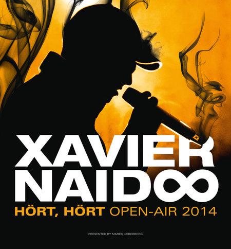 Xavier Naidoo: Hört, Hört Open Air 2014