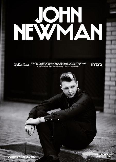 John Newman: Live 2014