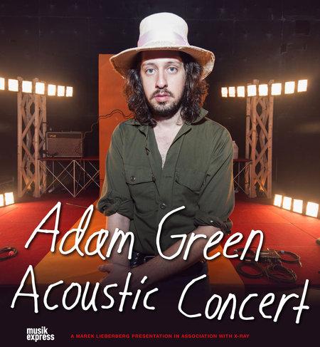 Adam Green: Acoustic Concert 2014
