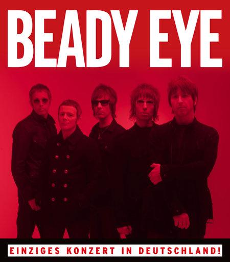 Beady Eye: Live 2014