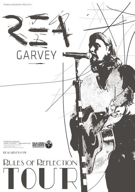 Rea Garvey: Rules Of Reflection Tour 2014