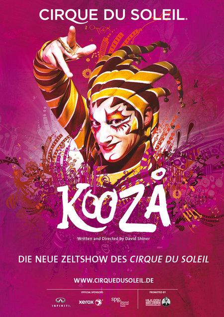 Kooza: von Cirque Du Soleil 2014