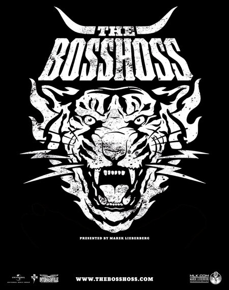 The BossHoss: Tour 2014