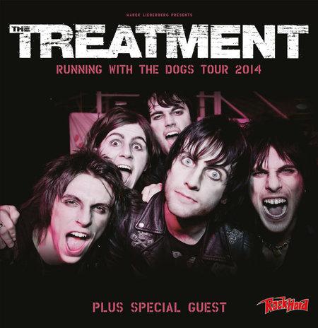 The Treatment: Tour 2014