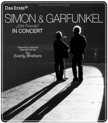 "Simon & Garfunkel: ""Old Friends"" in Concert"