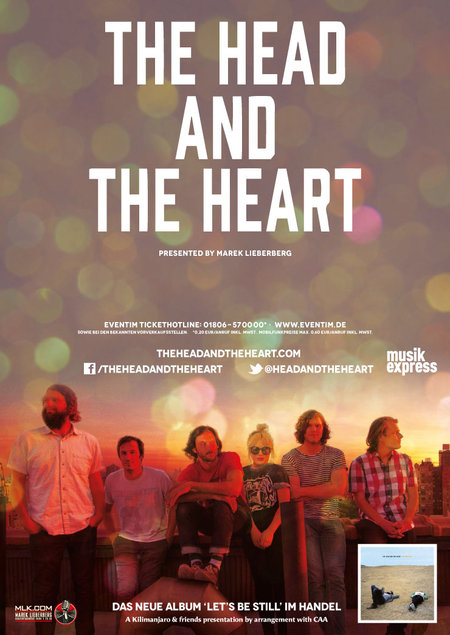 The Head And The Heart: Live 2014