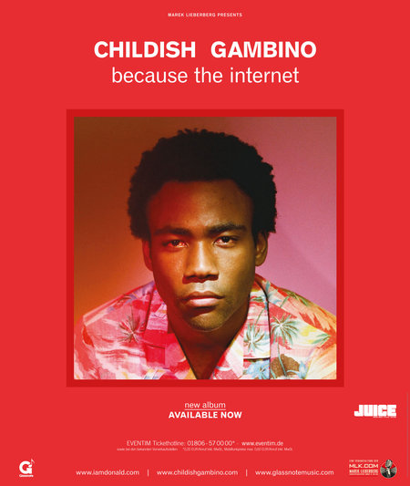 Childish Gambino: Live 2014