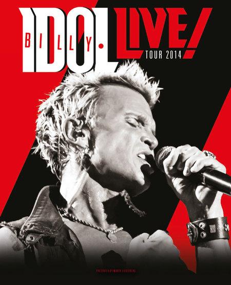 Billy Idol: Tour - 2014