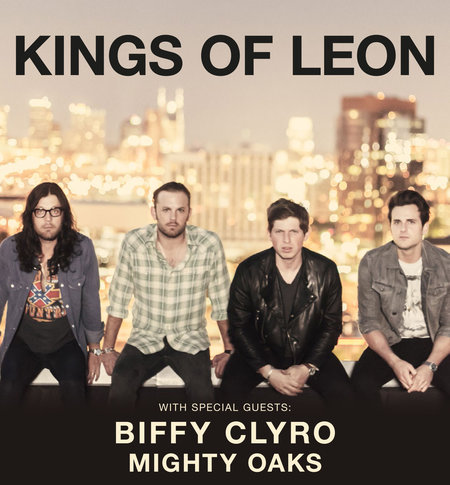 Kings Of Leon: Live 2014