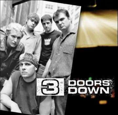 3 Doors Down: Away from the Sun Tour 2004