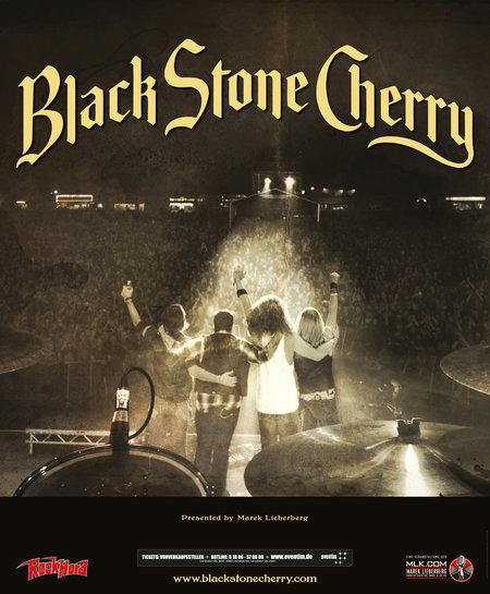 Black Stone Cherry: Live 2014
