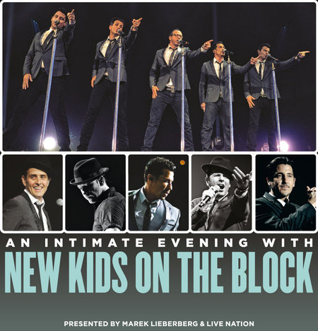 New Kids On The Block: An Intimate Evening - 2014