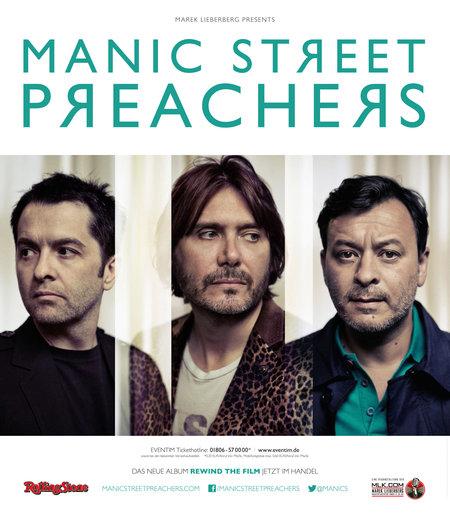 Manic Street Preachers: Tour 2014