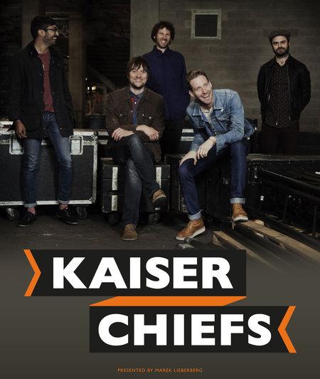 Kaiser Chiefs: Live_2014