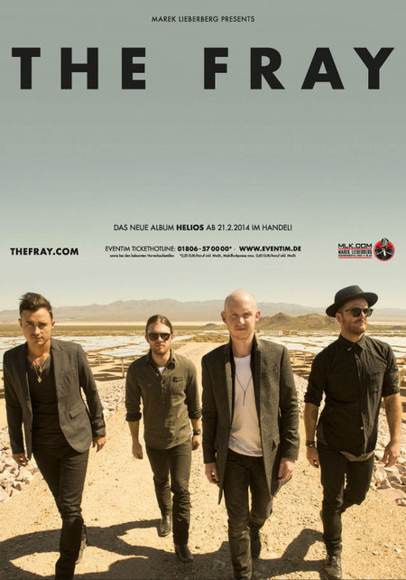 The Fray: Live 2014
