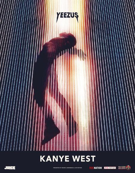 Kanye West: The Yeezus Tour 2014