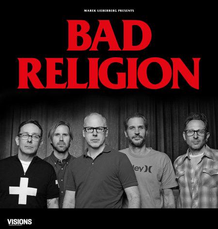 Bad Religion: Live 2014
