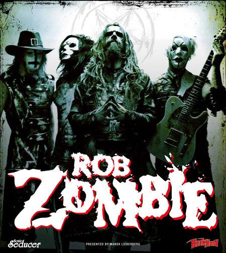 Rob Zombie: Live 2014