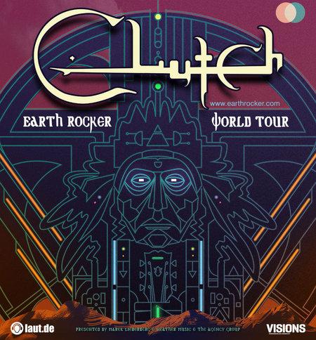 Clutch: Tour 2014