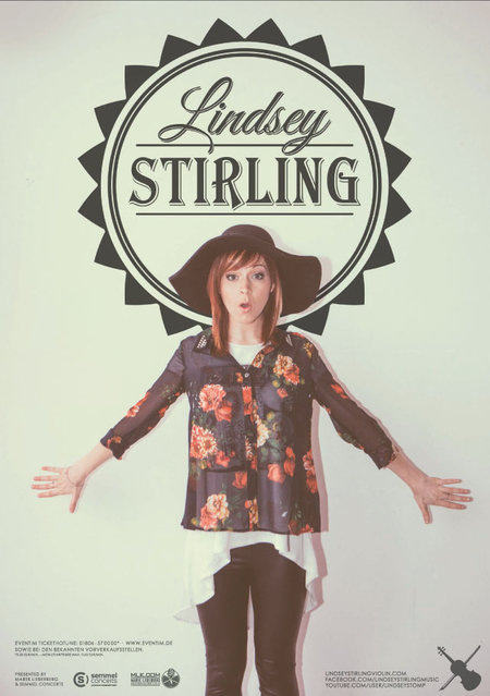 Lindsey Stirling: Tour 2014