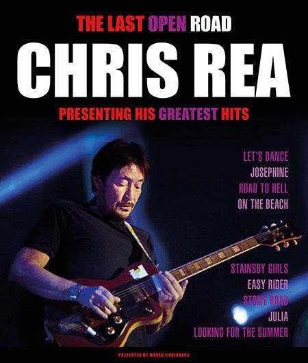 Chris Rea: The Last Open Road Tour 2014