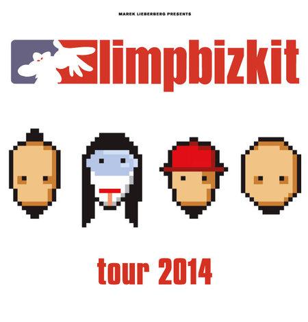 Limp Bizkit: Tour 2014