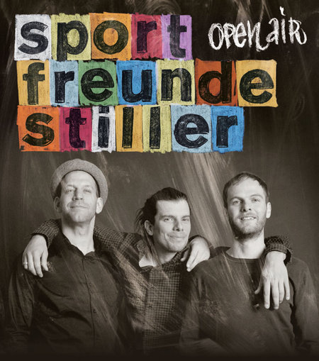 Sportfreunde Stiller: Open Air 2014