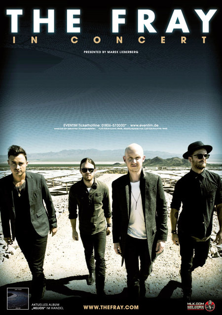 The Fray: In Concert 2014