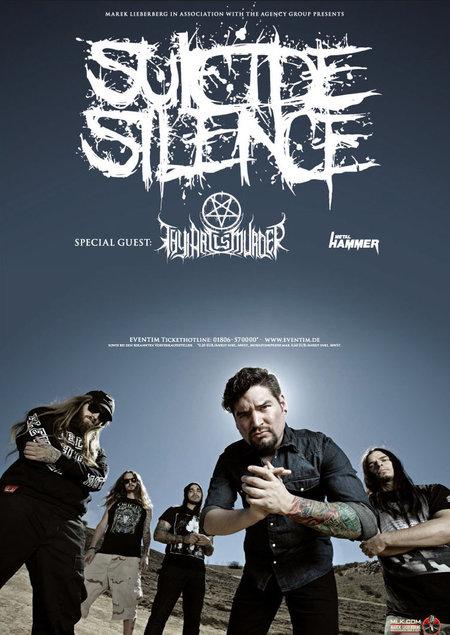 Suicide Silence: Live 2014
