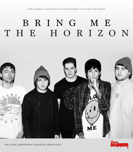 Bring Me The Horizon: Live 2014