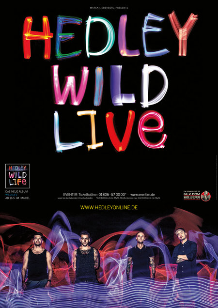 Hedley: Wild Live 2014