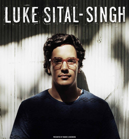 Luke Sital-Singh: Live 2014