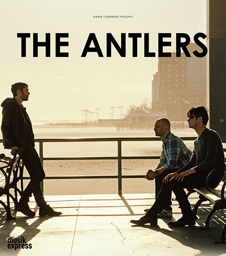 The Antlers: Live 2014