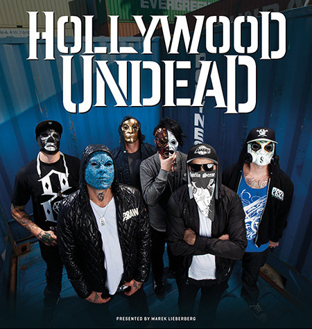 Hollywood Undead: Tour 2014